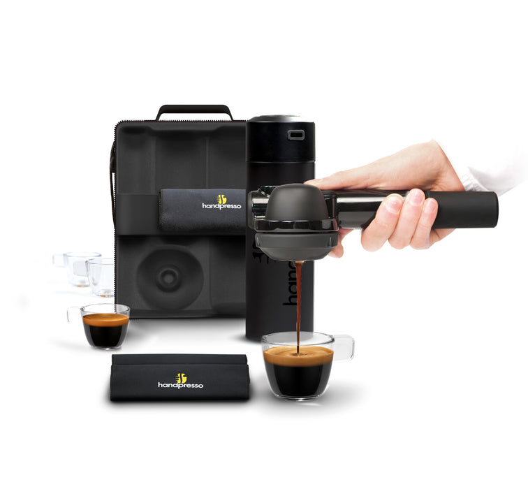 Handpresso Pump Set - Black