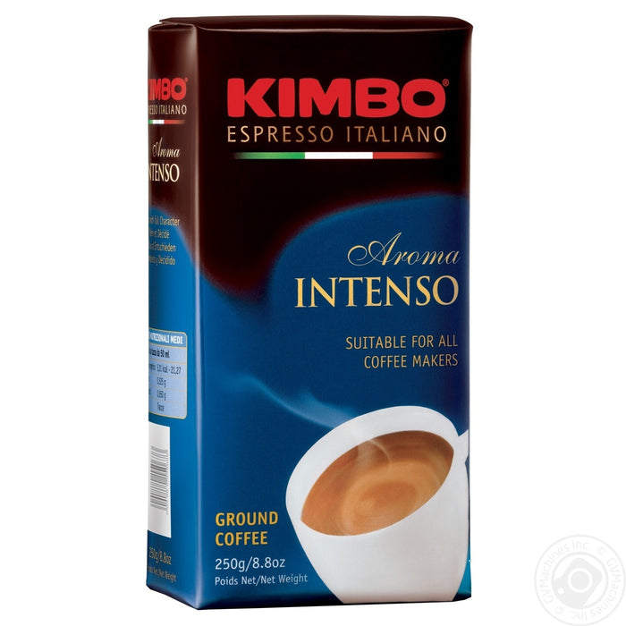Kimbo Aroma Intenso Ground Coffee