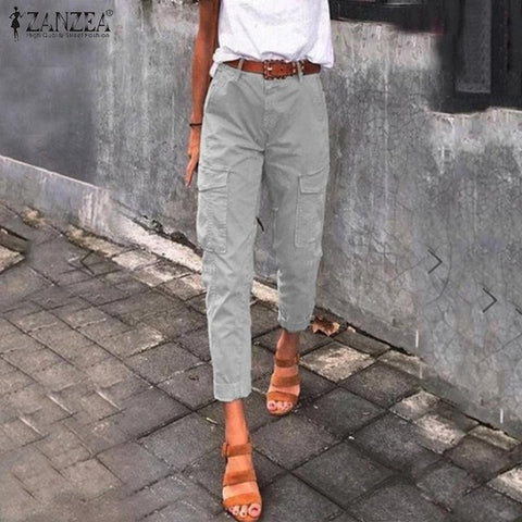 Loose Fit Cargo Pants