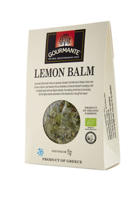 Gourmante BIO Lemon Balm 15gr