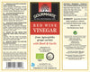 Gourmante BIO Red Wine Vinegar with Basil & Garlic 250ml
