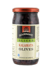 Gourmante Sliced Kalamata Olives in Brine 360gr