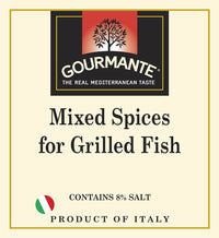 Gourmante Mixed Spices for Grilled Fish 23gr