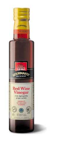 Gourmante BIO Red Wine Vinegar 250ml