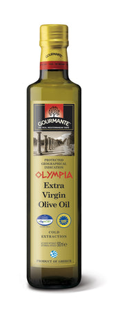 Gourmante PGI Olympia Extra Virgin Olive Oil 500ml
