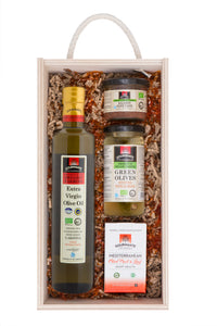 "Gift Set ""Gourmante Olive Tree Power"""