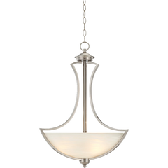 Possini Euro Milbury 19 1 2wide Bowl Pendant Chandelier