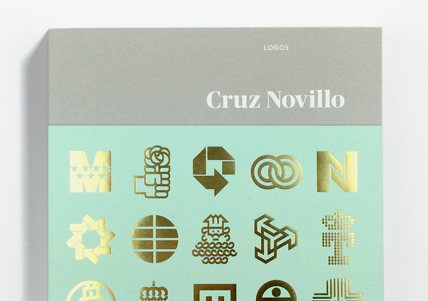 New Book – 'Cruz: Novillo Logos'