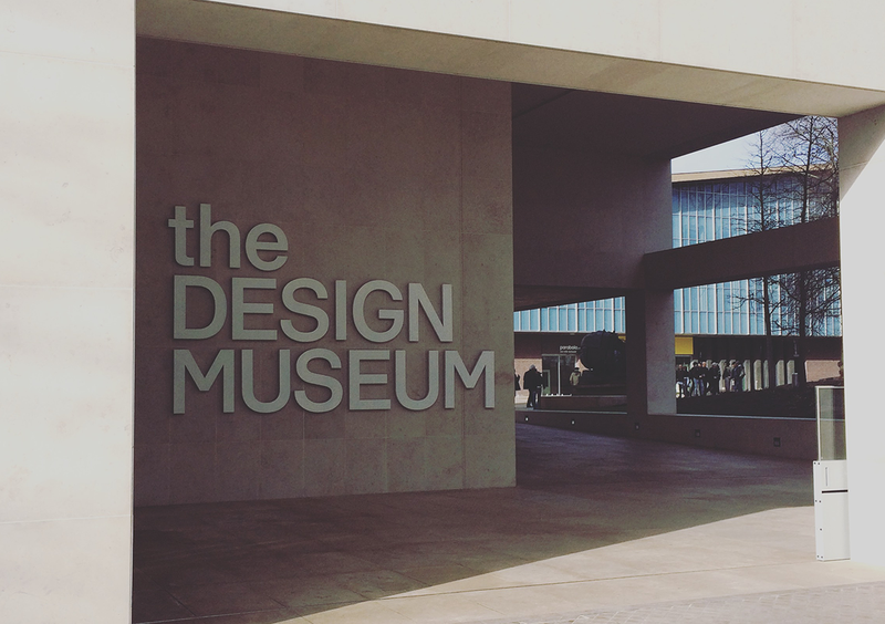 Notes from the Design Museum