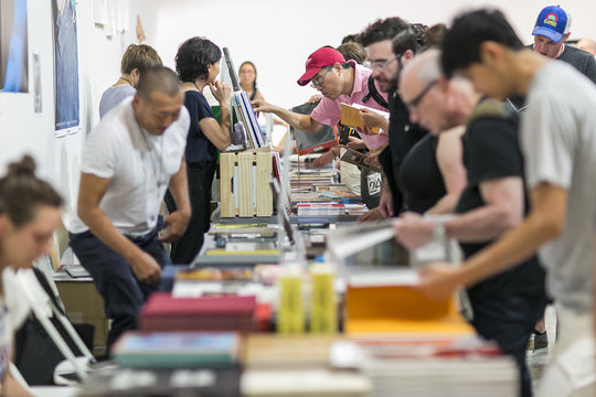 The NY Art Book Fair 2018