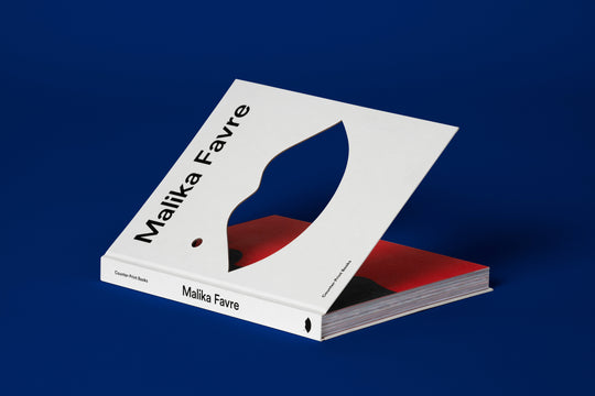 New Book: Malika Favre