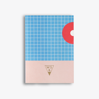 Super Splash A5 Notebook