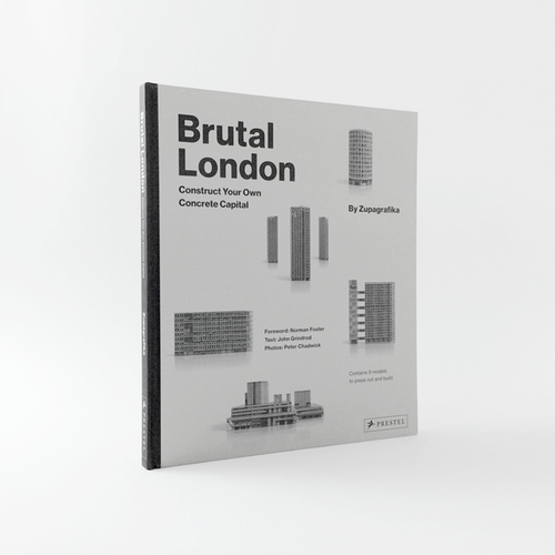 Brutal London: Construct Your Own Concrete Capital