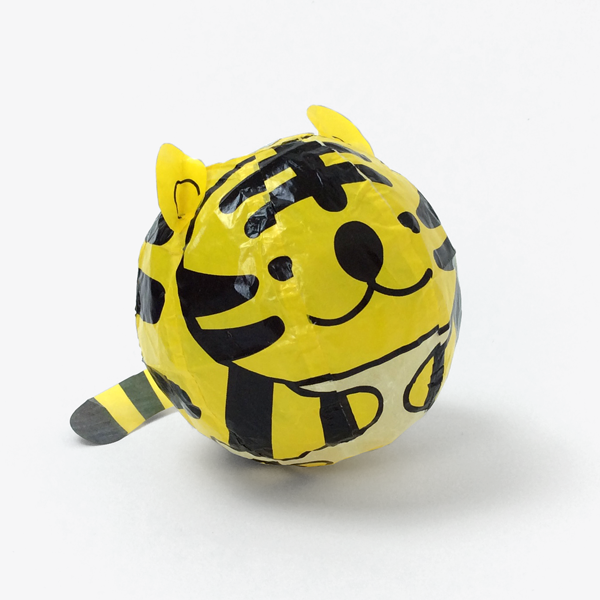 Japanese Paper Balloon – Tiger