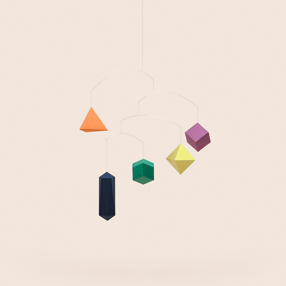 Polygon Mobile Colourful