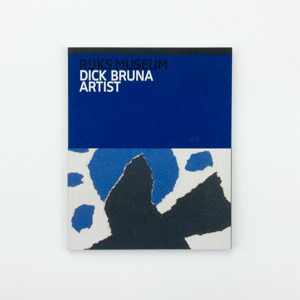 Dick Bruna Artist (Blue)