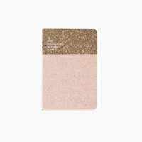 Small Cork Notebook – Pink