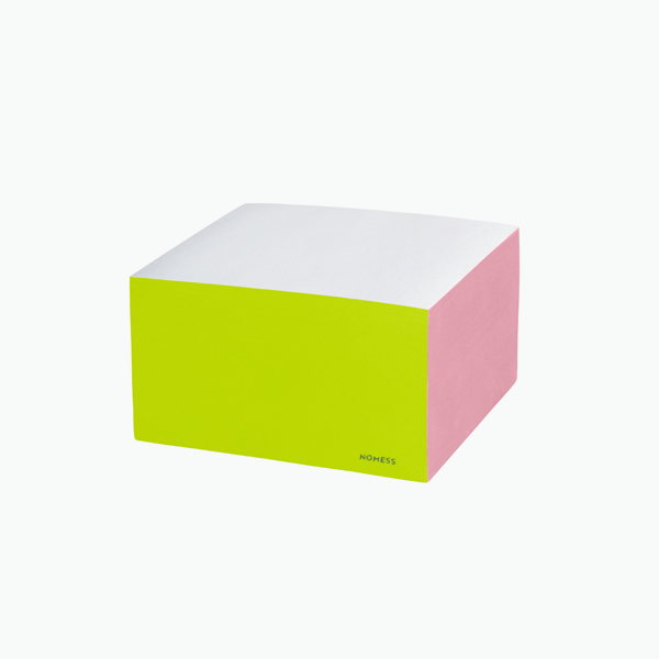 Small Colour Block – Pink/Blue/Green