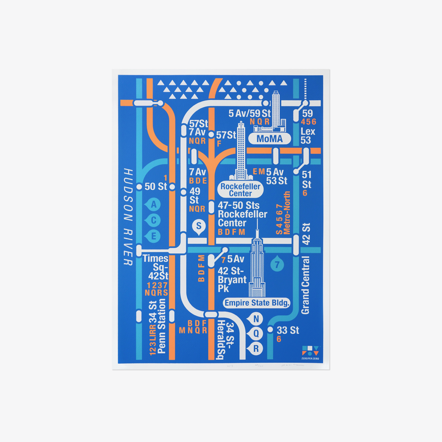 Manhattan Screenprint