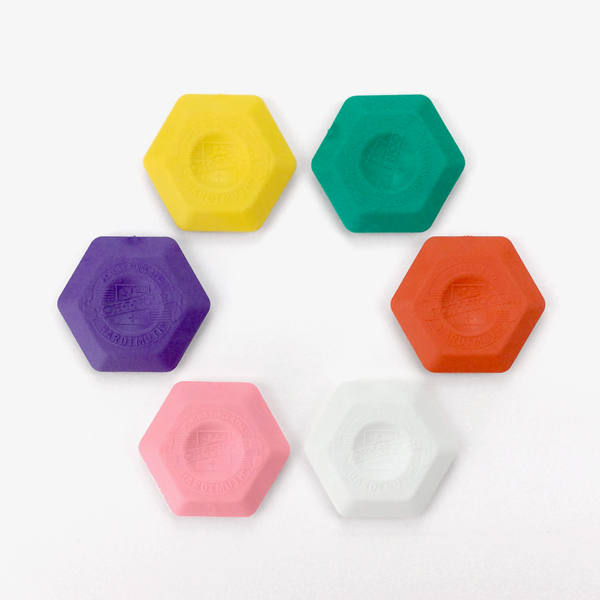 Thermoplastic Erasers