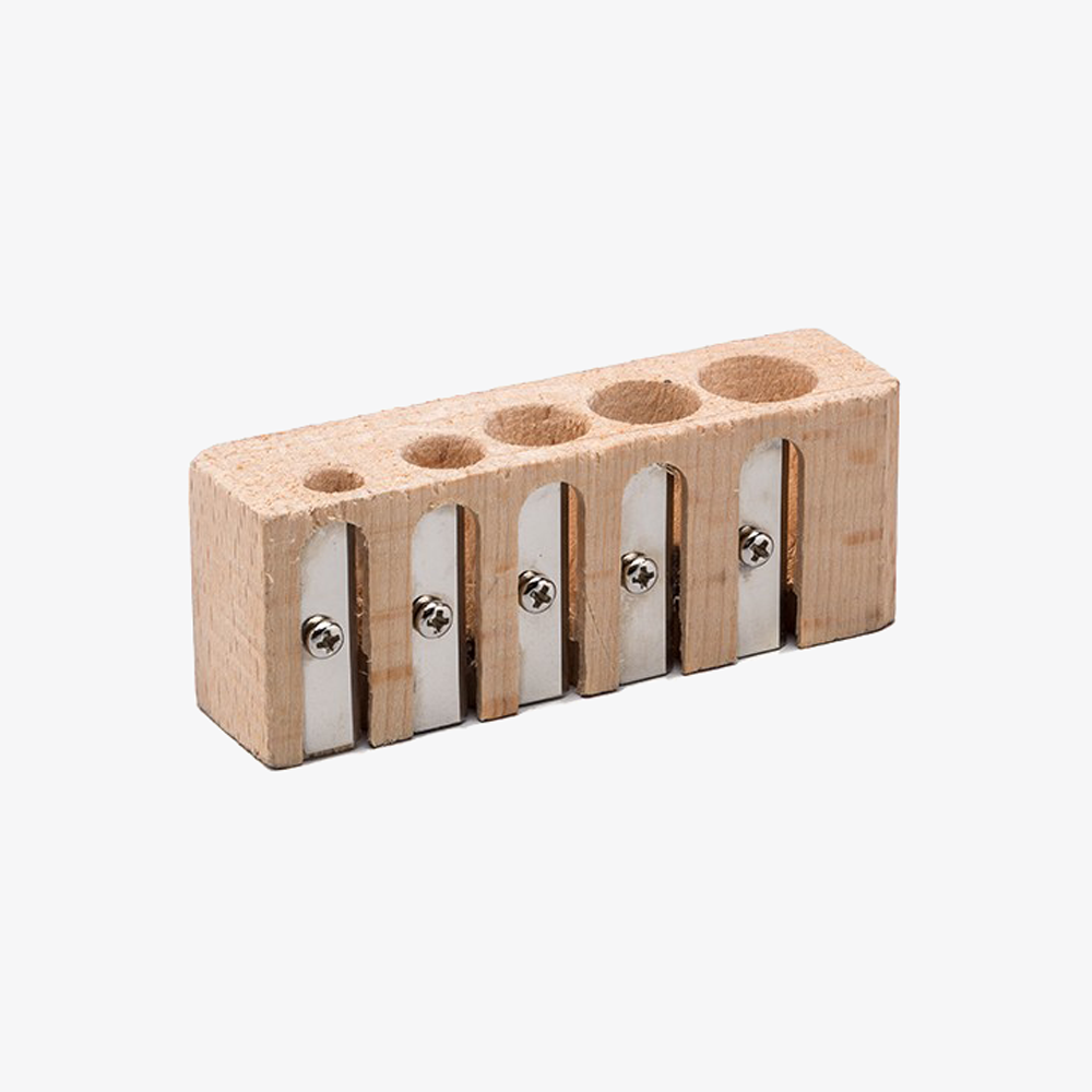 Five-hole Pencil Sharpener