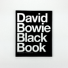 David Bowie Black Book