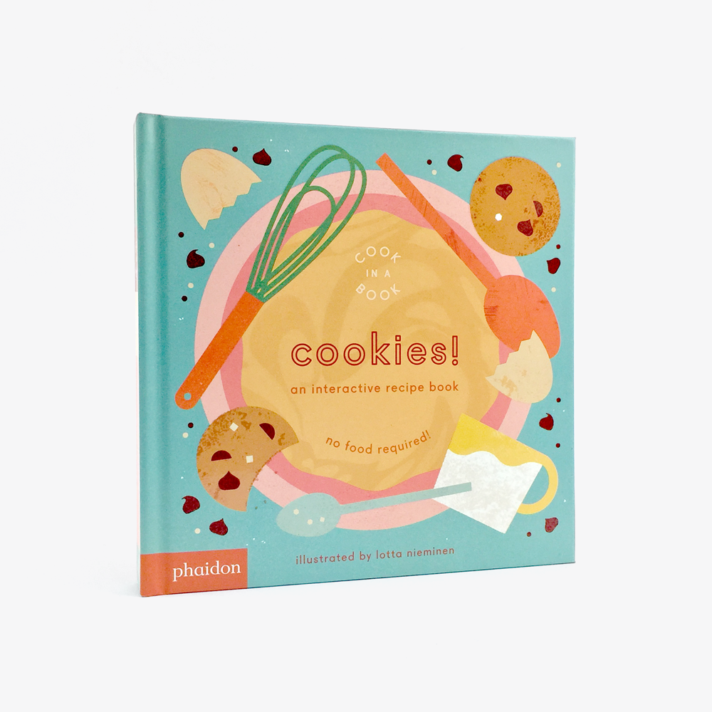 Cookies! An Interactive Recipe Book