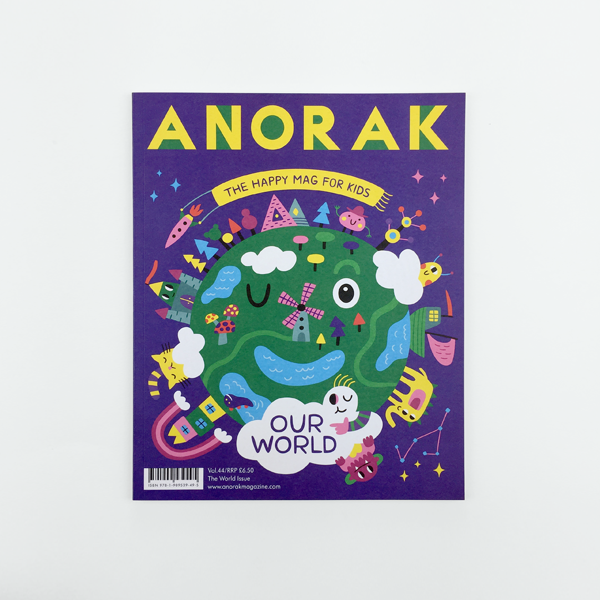 Anorak 44 – Our World