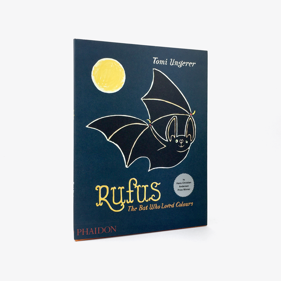 Rufus: The Bat Who Loved Colours