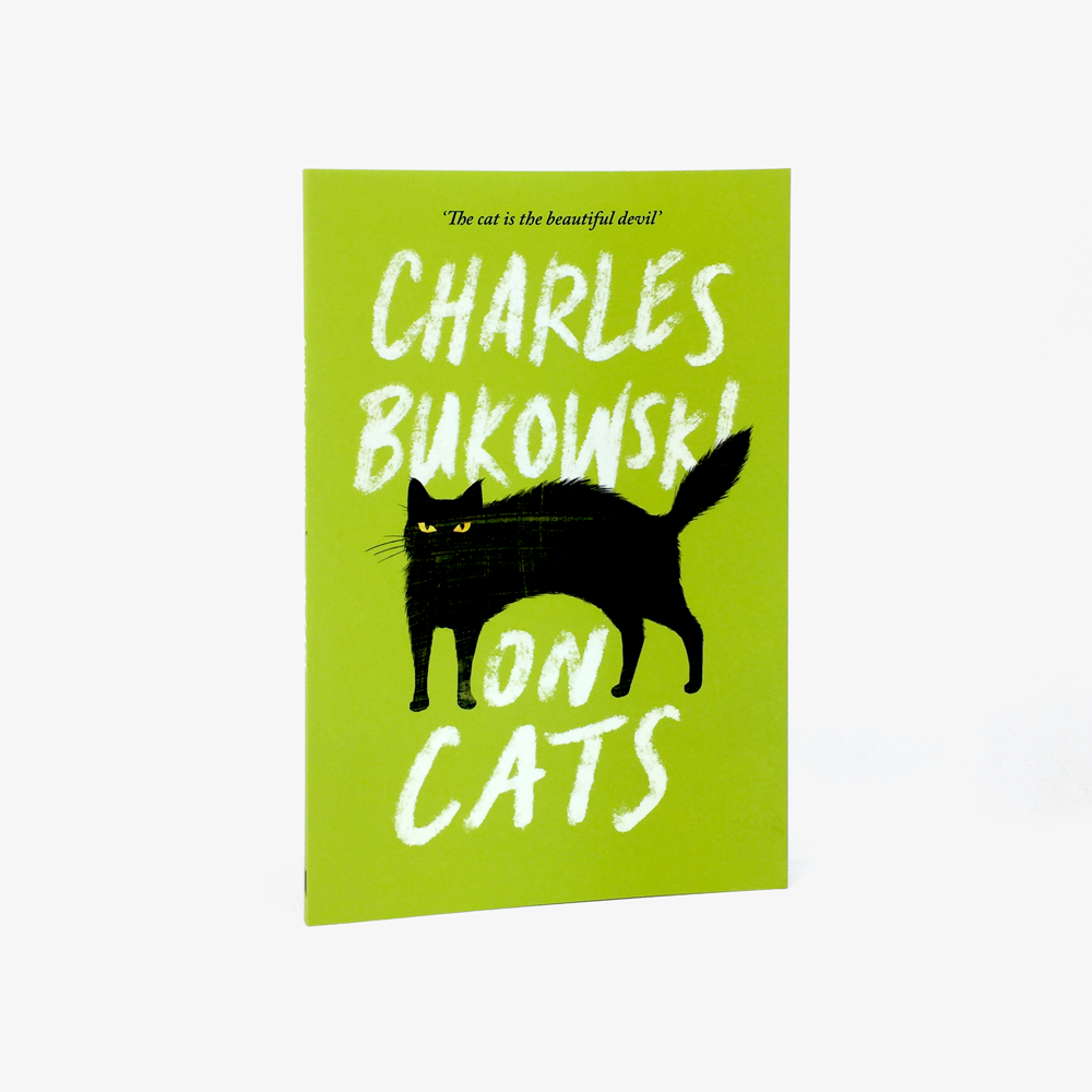 Charles Bukowski on Cats