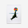 Bruno Munari – Zoo/Seal with Ball