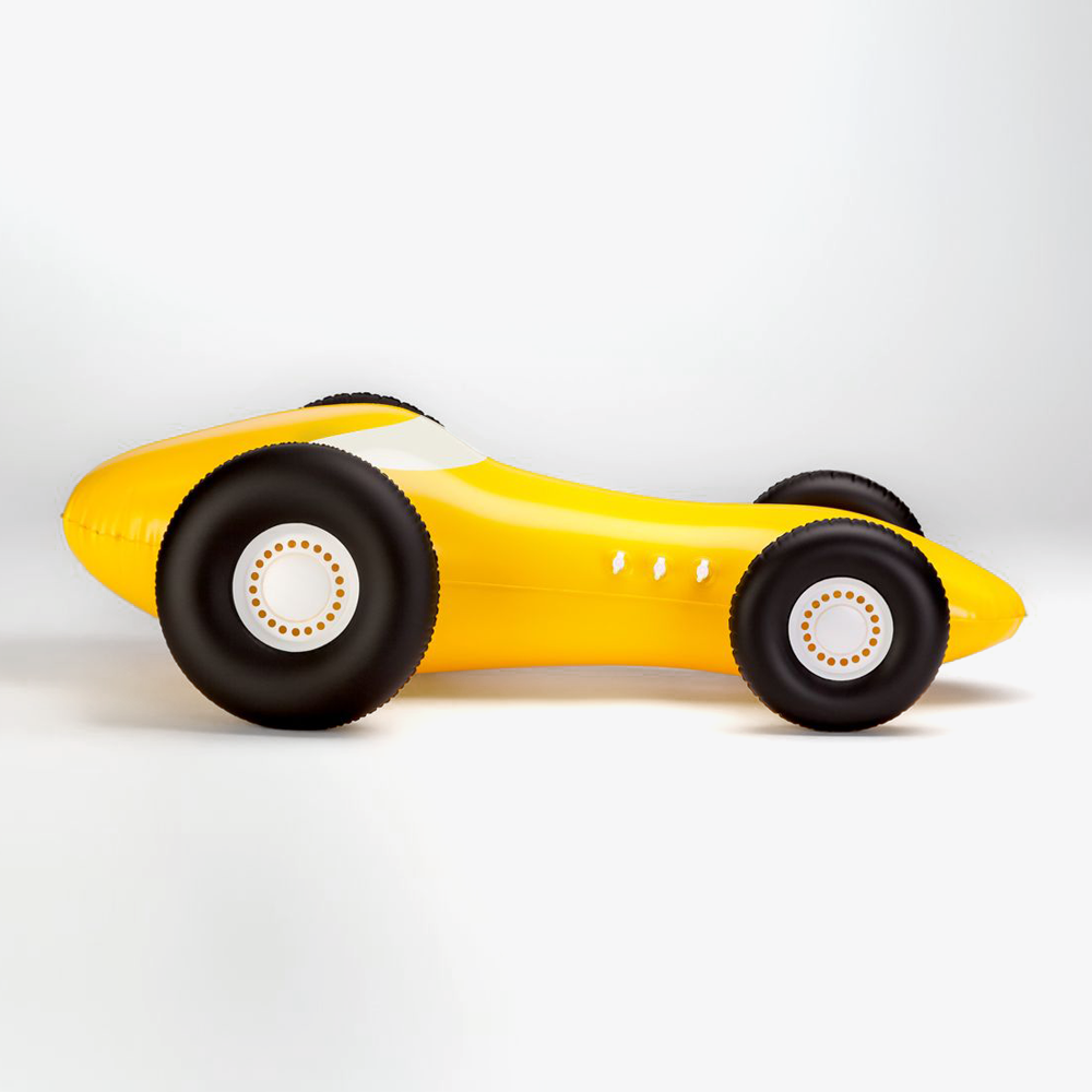 Inflatable Toy Racing Car