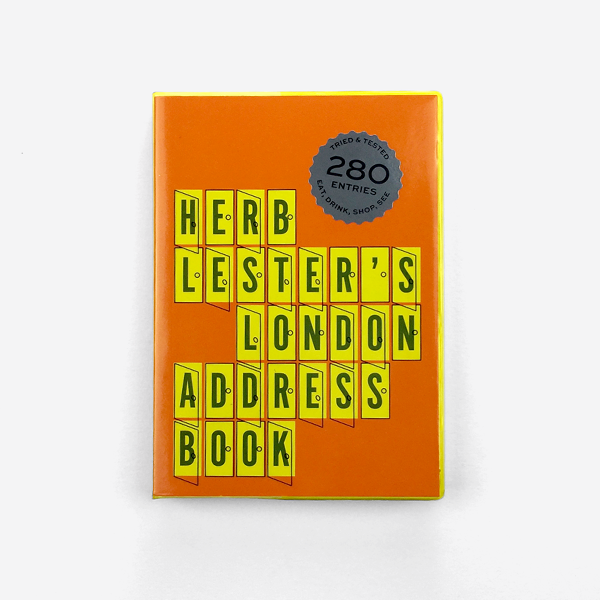 Herb Lester's London Address Book