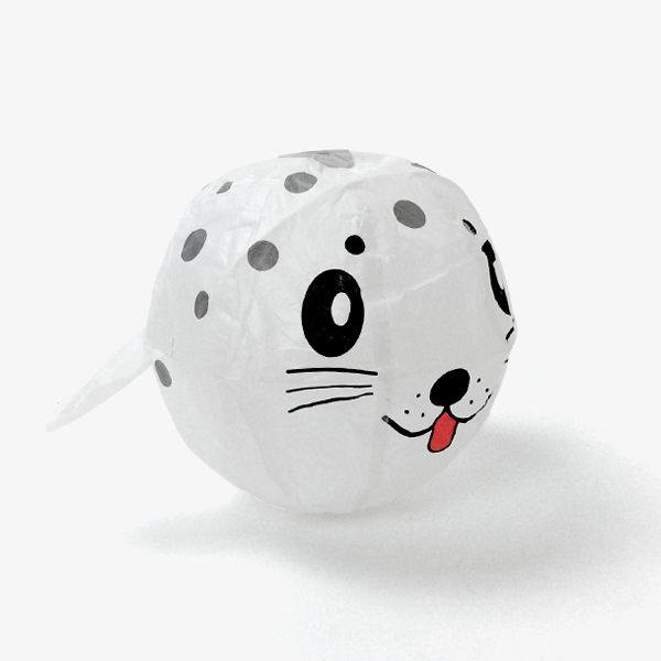 Japanese Paper Balloon – Seal