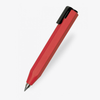 Shorty Pencil – Red with black clip