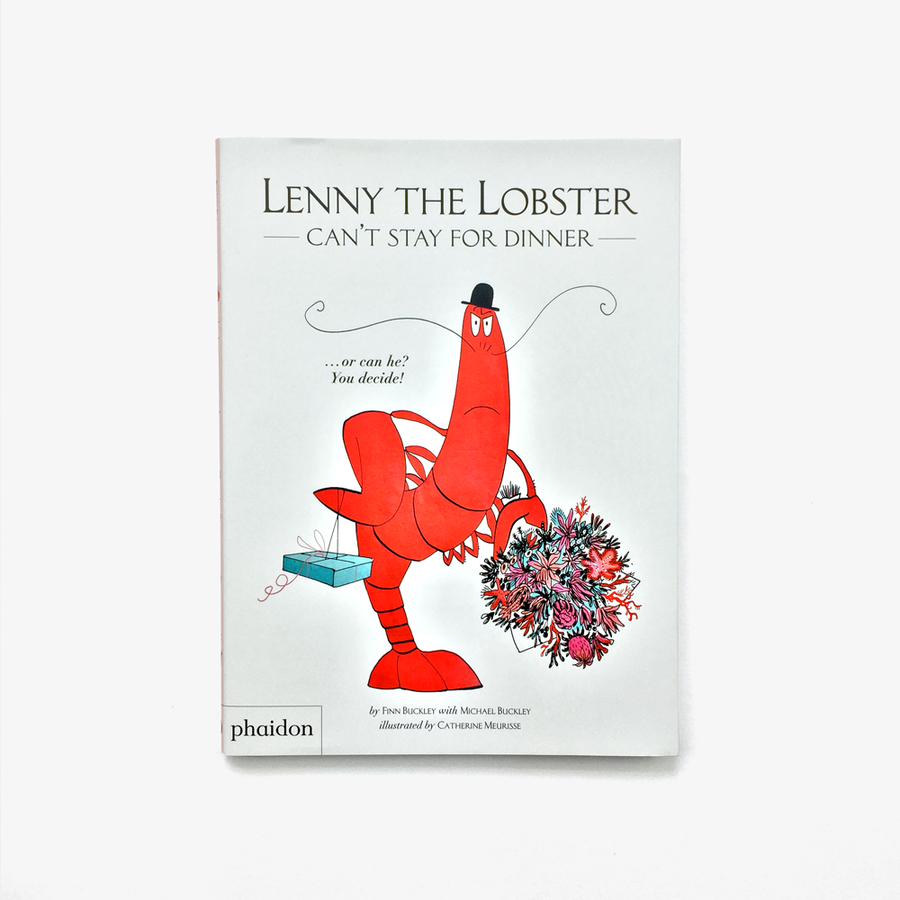 Lenny the Lobster Can't Stay for Dinner: ...or can he?