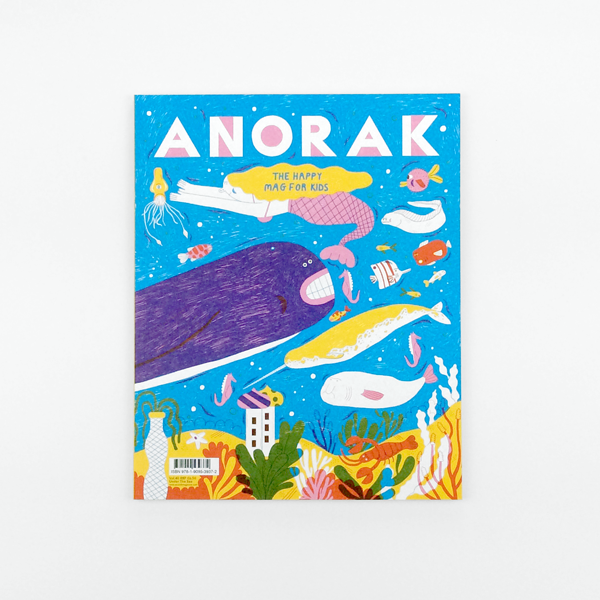 Anorak 40 – Under the Sea