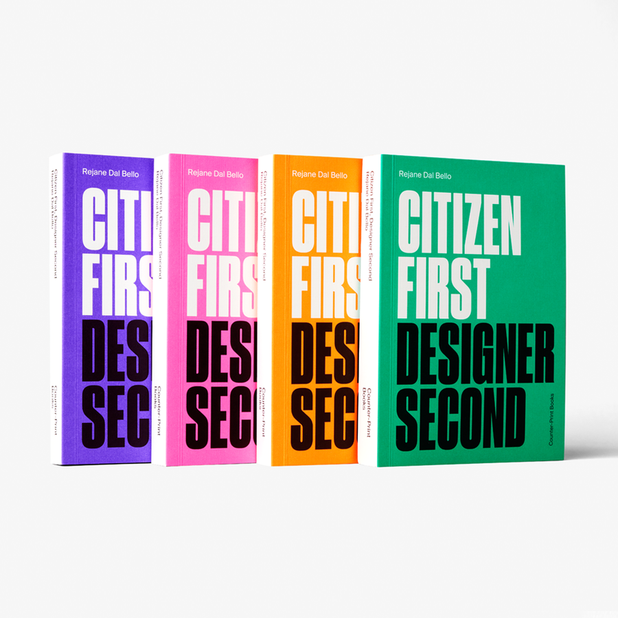 Citizen First, Designer Second – Book + Bag