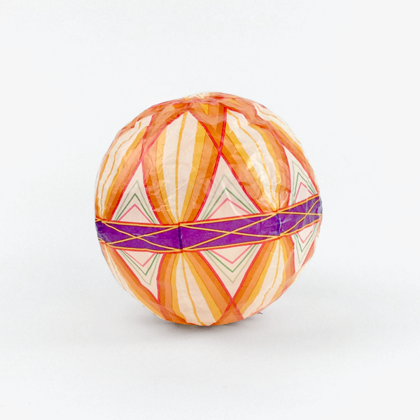 Japanese Paper Balloon – Pattern Ball