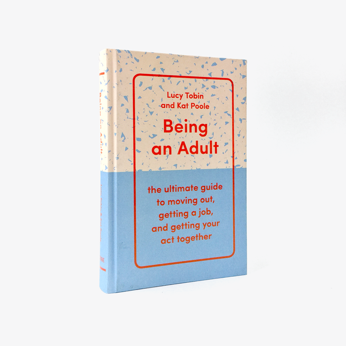 Being an Adult: The ultimate guide to moving out, getting a job and getting your act together