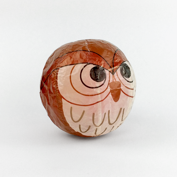 Japanese Paper Balloon – Owl