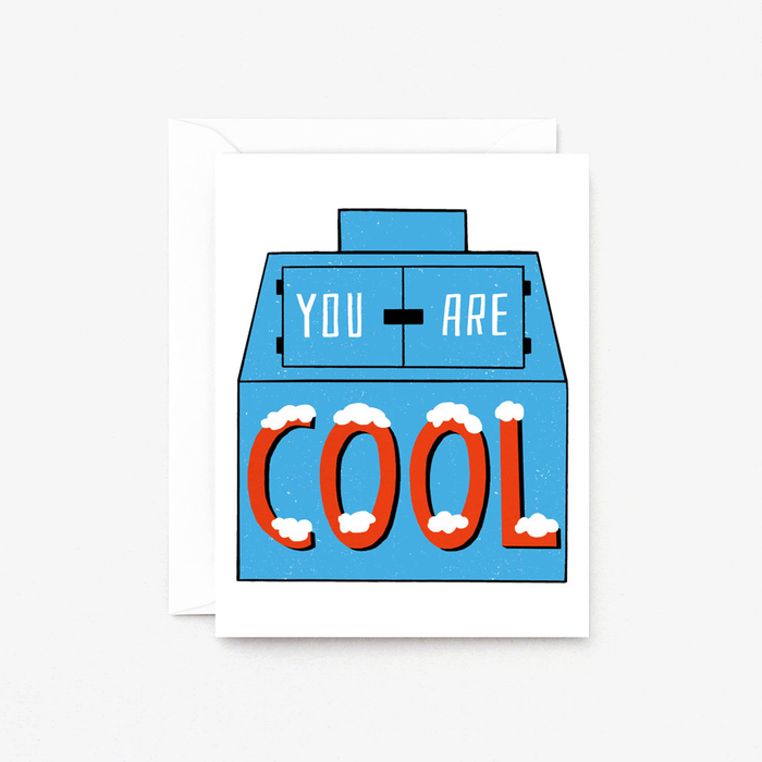 You Are Cool Card