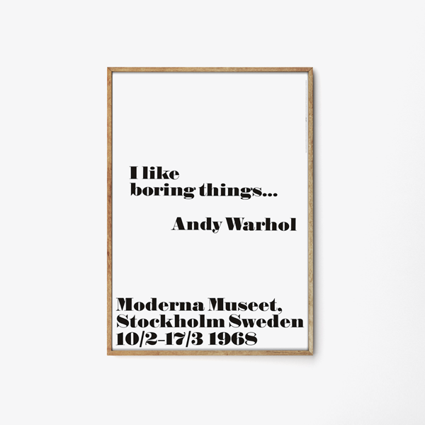 John Melin – I Like Boring Things