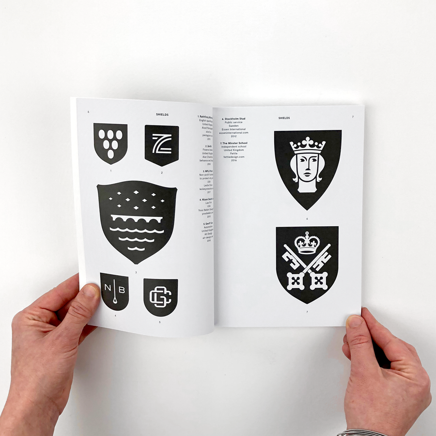 Modern Heraldry Book Set