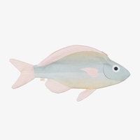 Golden Threadfin Bream Case
