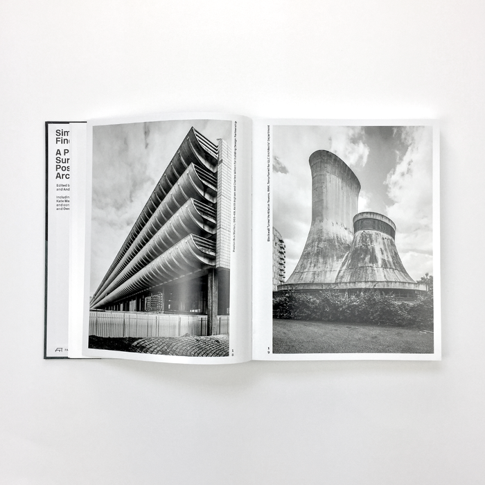 Simon Phipps Finding Brutalism: A Photographic Survey of Post-War British Architecture