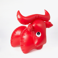 Buffalo Inflatable Toy