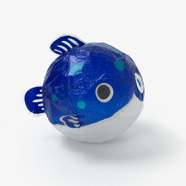 Japanese Paper Balloon – Fish