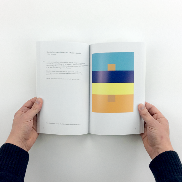 Josef Albers: Interaction of Color