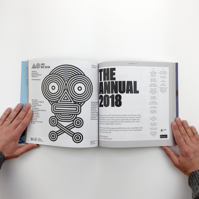 Creative Review – The Annual Issue